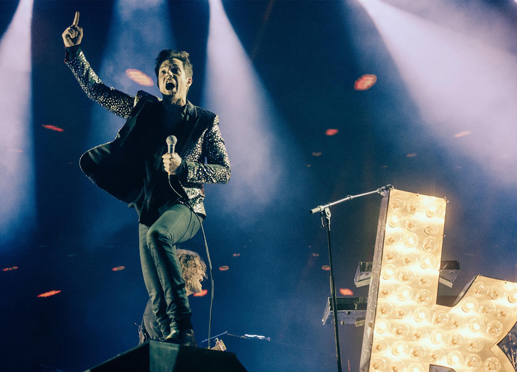 The Killers anuncia conciertos en México. - Lineup MX