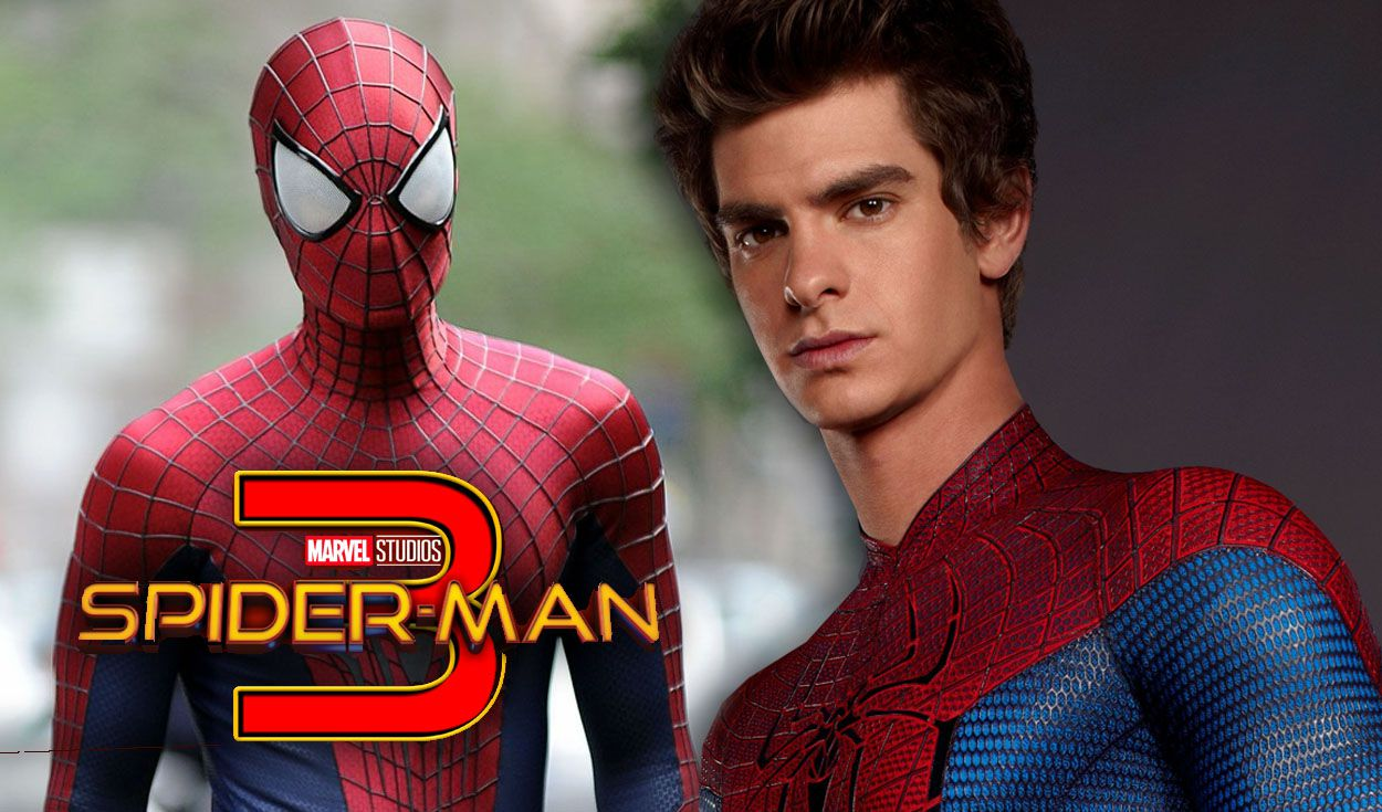 Spider-Man Andrew Garfield